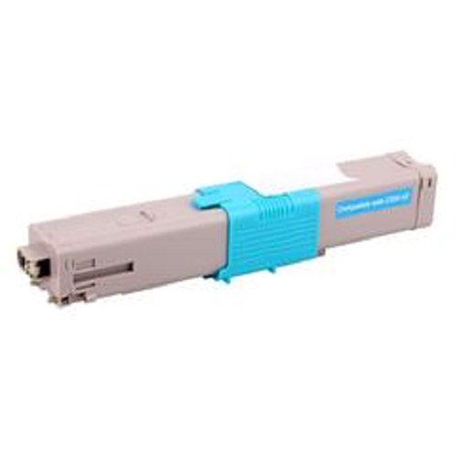 OKI C301 Toner Cartridge Cyan 44973535