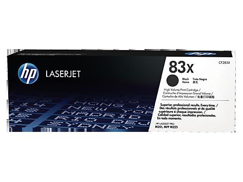 HP original 83x negro
