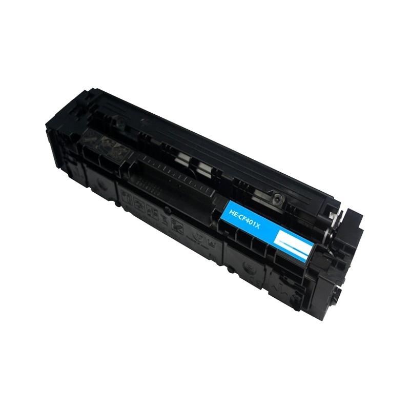 hp 201x compatible cyan